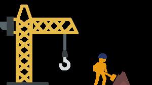 servizi in costruzione