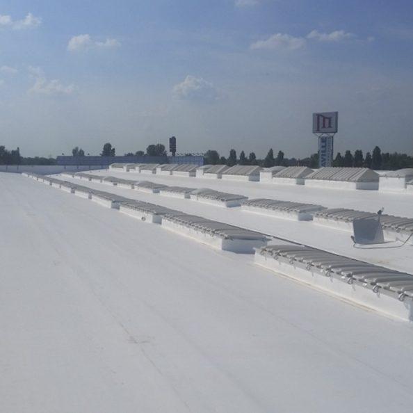 Cool roof